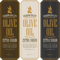 Olive oils Royalty Free Stock Photo