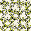 Olive seamless pattern. Hand drawn olive branch background. Old fashion olive decorative texture  for label, pack. Royalty Free Stock Photo