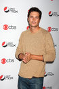 Oliver hudson the fall arriving at cbs preveiw party my house club los angeles ca september Royalty Free Stock Photos