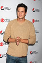 Oliver hudson the fall arriving at cbs preveiw party my house club los angeles ca september Stock Photo