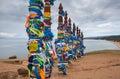 Olkhon Island, Lake Baikal Royalty Free Stock Photo