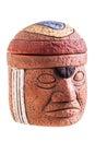 Olmec Idol Royalty Free Stock Photo