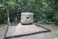 Olmec ,Tabasco, Villahermosa, Mexico, Archaeology,Tourism Royalty Free Stock Photo