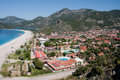 Oludeniz, Turkish Riviera Royalty Free Stock Photography