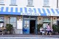Olympia Cafe Royalty Free Stock Photo