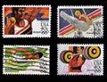 Olympics 84 Royalty Free Stock Photo