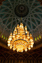 in oman and the chandelier