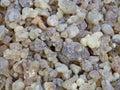 Oman, Salalah, incense sold at Souk Royalty Free Stock Photo