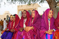Omani Girls Royalty Free Stock Photo
