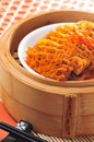 Omasum dim sum chinese beef stomach Stock Photography