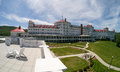 Omni Mount Washington Resort Back View Royalty Free Stock Photo