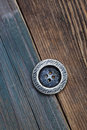 One Button for clothes Royalty Free Stock Photo