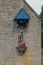 One of charles wade s treasure knights snowshill manor is a cotswold manor house packed with extraordinary treasures collected Stock Photo