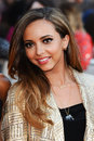 One direction little mix singer jade thirlwall arriving for the this is us world premiere at the empire leicester square london Stock Image