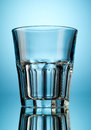 One glass Royalty Free Stock Photography
