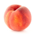 One peach Royalty Free Stock Photo