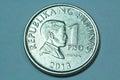 One Philippine Peso Coin