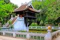 One Pillar Pagoda, Hanoi Vietnam Royalty Free Stock Photo