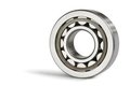 One roller bearing Stock Photo