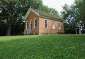 One Room Schoolhouse Royalty Free Stock Photo