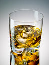 One whiskey Stock Photo
