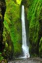 Řeka vodopády