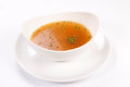 Onion soup Stock Image