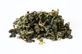 Oolong green chinese tea Royalty Free Stock Photos
