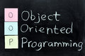 OOP, Object Oriented Programming