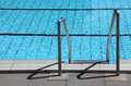 Open air pool Stock Images