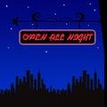 Open all night