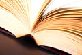 Open book abstract Royalty Free Stock Photo