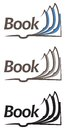 Open book icon this is file of eps format Stock Photography