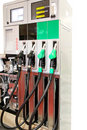 Open gas machine Royalty Free Stock Photography
