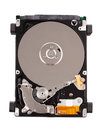 Open hard drive. Stock Photos