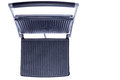 Open panini press showing the cast iron plates Royalty Free Stock Photo