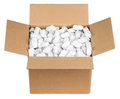 Open parcel Stock Photos