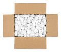 Open parcel Stock Images