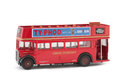 Open top London bus Stock Image
