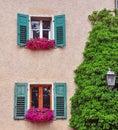 Open windows Royalty Free Stock Photo