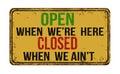 Abrir en eran cerrado en es antiguo
