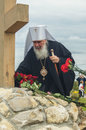 The opening events in honor of the th anniversary of the liberation of russia from mongol tatar yoke in the kaluga region Royalty Free Stock Photos
