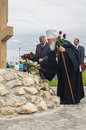 The opening events in honor of the th anniversary of the liberation of russia from mongol tatar yoke in the kaluga region Stock Photo