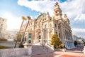 Opera building in Monaco Royalty Free Stock Photo