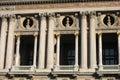 Opera de Paris Garnier Royalty Free Stock Photo