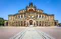 Opera in Dresden, Germany Royalty Free Stock Photo