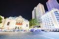 Opera House, Ho Chi Minh City, Vietnam Royalty Free Stock Photo