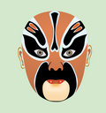 Opera mask Royalty Free Stock Photography