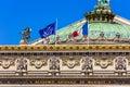 Opera National de Paris - Grand Opera Opera Garnier. Paris, Fr Royalty Free Stock Photo