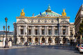 Opera National de Paris - Grand Opera (Opera Garnier), Paris, Fr Royalty Free Stock Photo